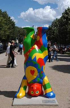 Buddy Bears Berlin 2001